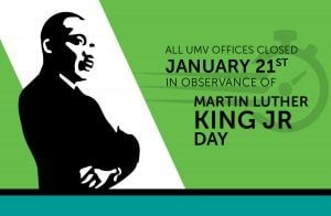 UMV-MLK-Jr_Day-Closure